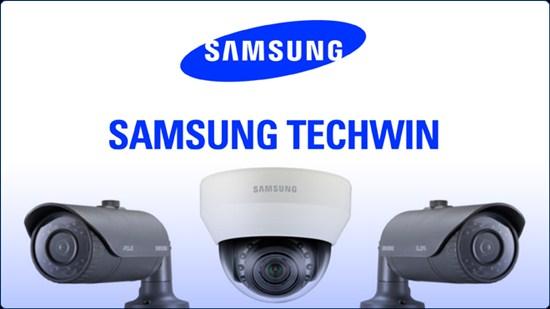 Camera IP Zoom SAMSUNG SNO-6011RP - 2